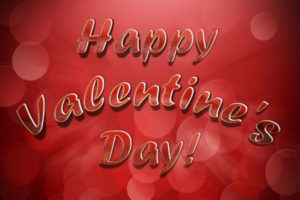 Valentines Day - 14th February @ World Wide